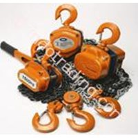 Chain Block And Lever Hoist Osm