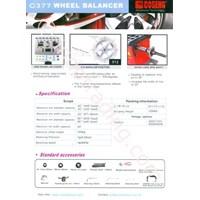Jual Mesin Penyeimbang Roda Coseng C337 2
