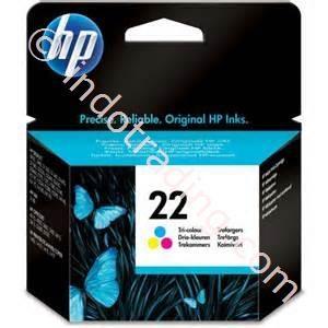 Tinta Hp 22 Clr  C9352aa