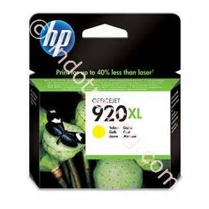 Tinta Hp Officejet Yellow 920Xl