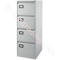 Bisley 4 Drawer Filing Cabinet 1
