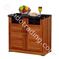 Lemari Dapur 2 Pintu  Bawah  Kld014181 1
