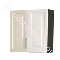 Lemari Dapur 2 Pintu  Atas (Series Mutiara) Kad 010880 1