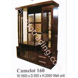 Lemari Hias Sekat Ruang   Camelot 1600