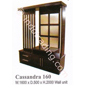 Lemari Hias Sekat Ruang   Cassandra 1600