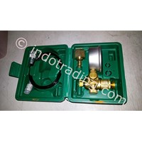 Sell Hydraulic Breaker Nitrogen Gas Charging Kit B-3 Way Valve