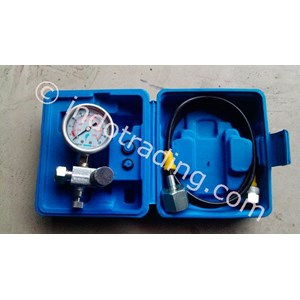 Hidrolik Breker Nitrogen Gas Charging Kit B-3 Way Valve Assembly