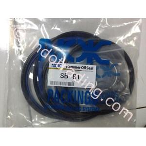 Seal Kit Piston Silinder Hidrolik Breker Nok Soosan Furukawa Powerking