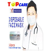 Jual Masker Wajah Tie On & Ear Loop 2