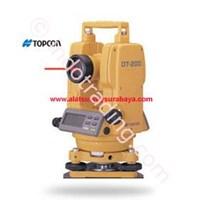 Distributor Topcon Digital Theodolit Dt 200 Series 3