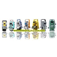 Topcon Total Station 1