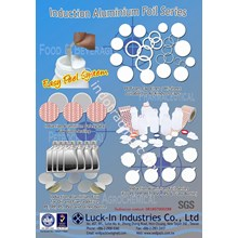 Segel Botol Induksi Aluminium Foil