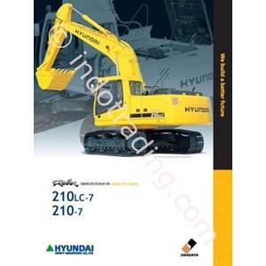 Excavator 210 Lc