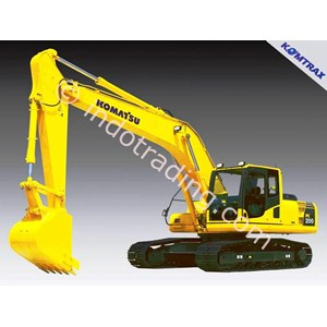 Excavator Pc 200