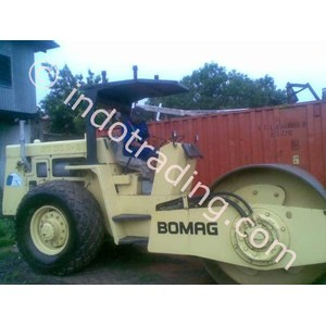 Bomag Wals