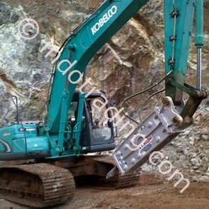 Excavators Hydraulic Breaker