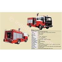 Jual Multipurpose Fire Truck