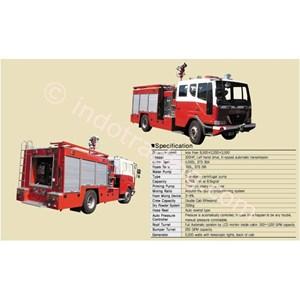 Multipurpose Fire Truck