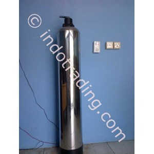 Tabung Filter Air Lapis Stainless Tipe 2