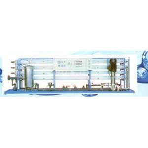 High Capacity Industrial Reserve Osmosis System