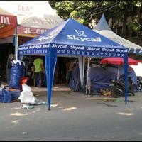 Tenda Promosi Skycall 1