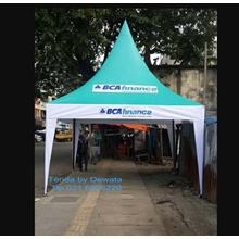 Tenda Promosi BCA Finance