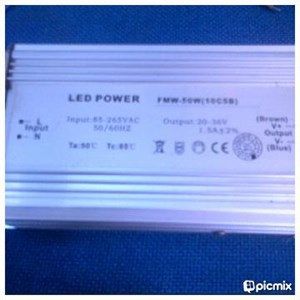 Lampu Par 38.12 Watt
