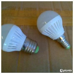 Lampu Bohlam Mini 3 watt