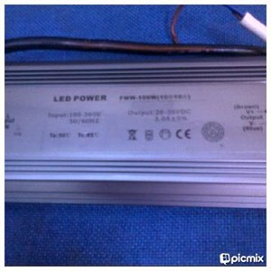 LED Driver 100 W