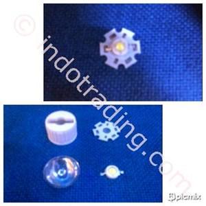 Komponen Led (Mata Lensa Dan Pcb)