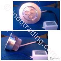 Plafon Bulat Led 3 Watt 1