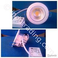 Plafon Bulat Led Chip 5 Watt 1