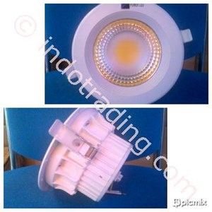 Plafon Bulat Led Chip 20 Watt
