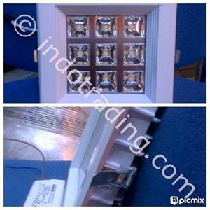 Plafon Kotak (9 Watt)