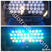 Led Sorot Model:Kotak Persegi Panjang (36 Watt)Rgb 1