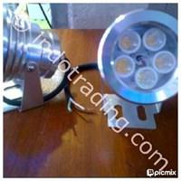 Led Sorot Aluminium 5 Watt 1
