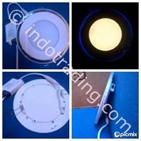 Plafon''tipis''bulat (6 Watt 12 Watt 18 Watt) 1