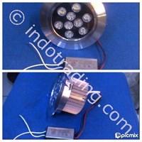 Plafon Bulat 9 Watt 1