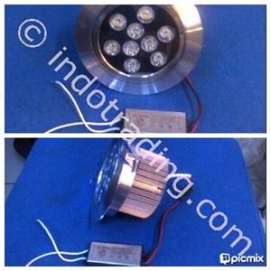 Plafon Bulat 9 Watt