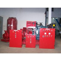 Pompa Pemadam Kebakaran 1