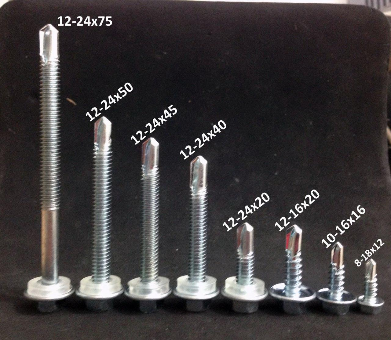 Sell Self Drilling Screw From Indonesia By Toko