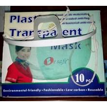 Masker Transparan Besafe