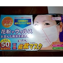 Masker Dokter Be Safe