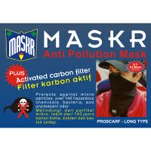 Masker Active Panjang