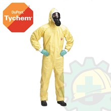 Baju Chemical Tychem