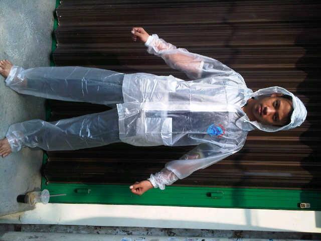 Jual Jas Hujan Plastik Transparant Harga Murah Jakarta