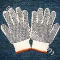 Sarung Tangan Bintik Hitam 1