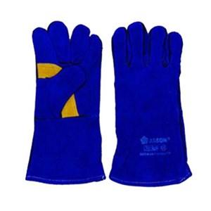 Sarung Tangan Las Biru Jason
