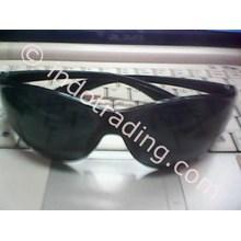 Kacamata Safety 168  Clear &Black