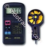 Anemometer Lutron Am-4200  1